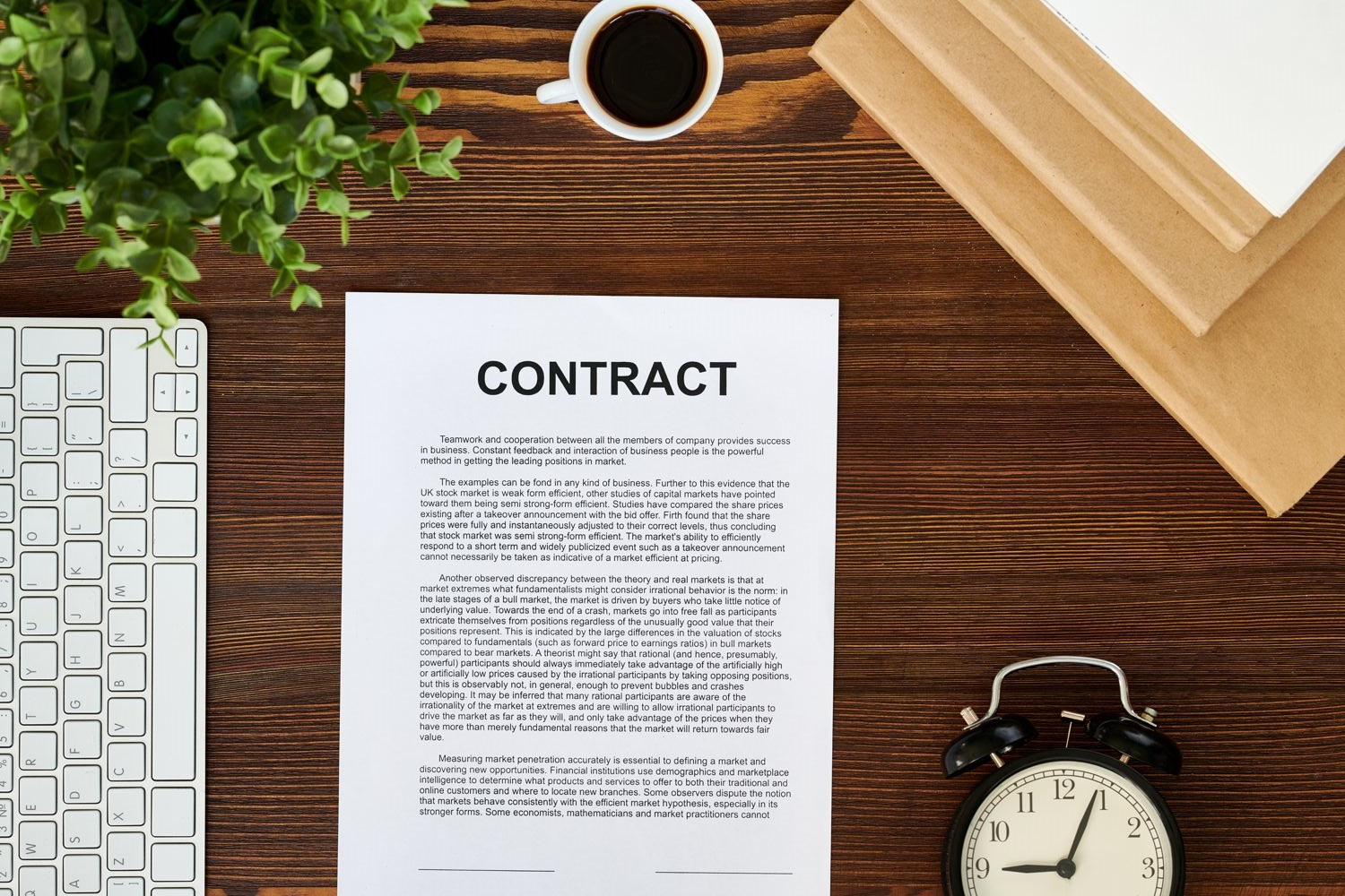 Five perspectives on the design of contract management applications on low-code platforms